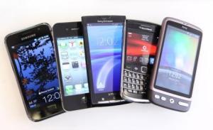 SMARTPHONES Smartphones