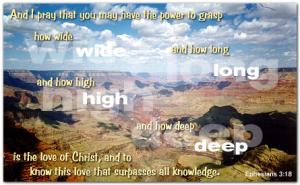 Grace deeper life